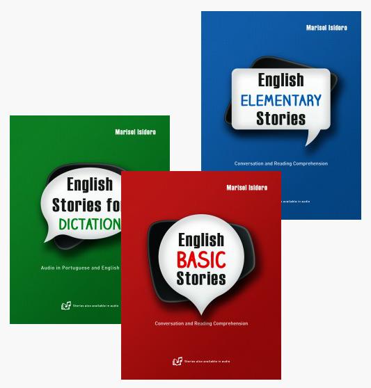 Histórias em Inglês