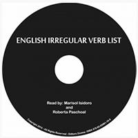 Verbos Irregulares - Gramática Comparativa